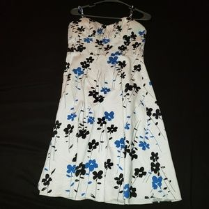 Size 6 Flower Dress